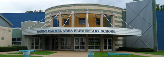 mount carmel area elementary school principal