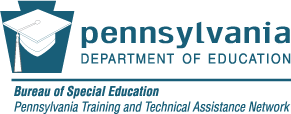 Pennsylvania Department of Education and Bureau of Special Education Logo