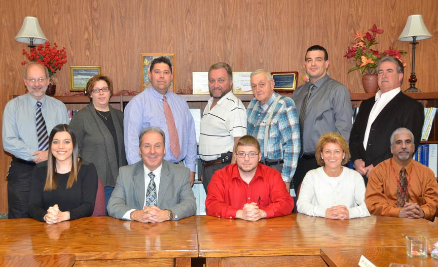 Mount Carmel Area Education Board Members