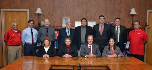 Mount Carmel Area Education Foundation Board Members
