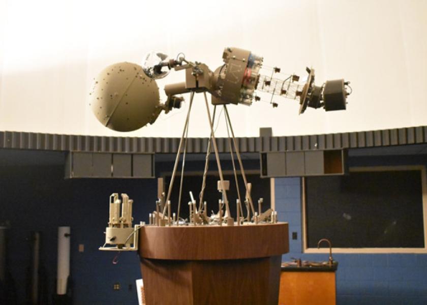 Planetarium | Mt Carmel Area School District